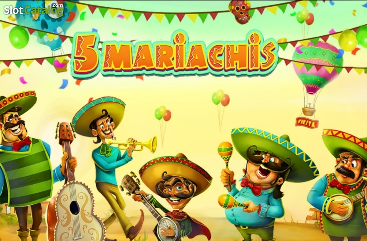 5 Mariachis Slot by Habanero