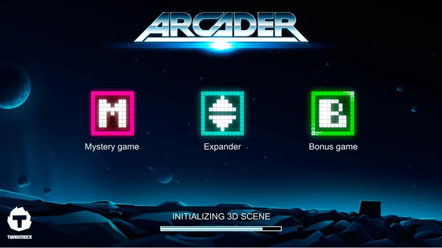 arcader thunderkick online