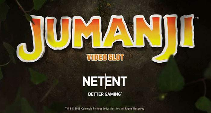NetEnt Announces New Jumanji Slot