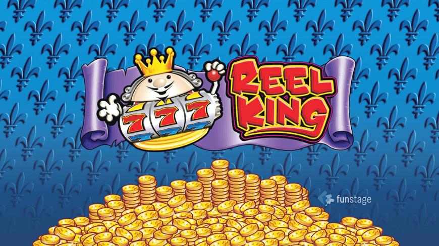 4 reel kings slot