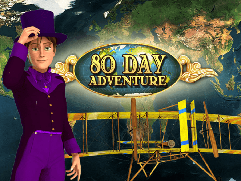 80 Days Adventure slot
