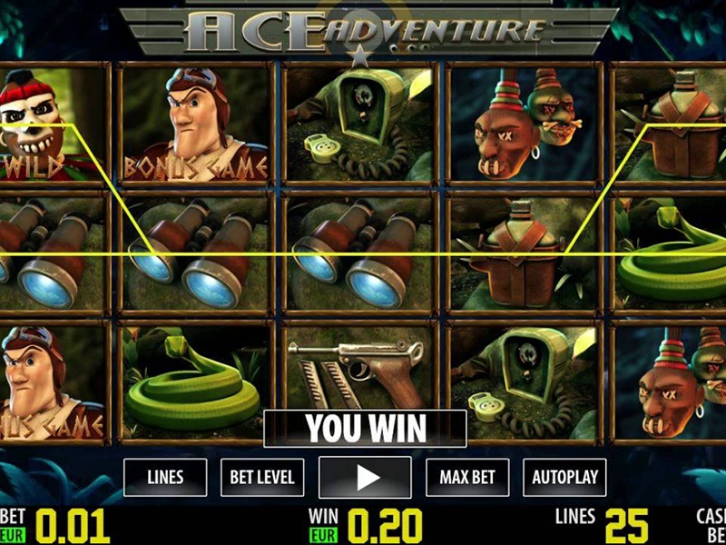 Ace Adventure slot