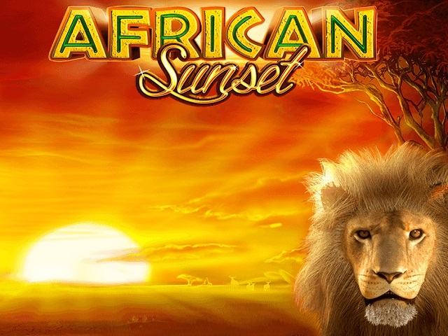 African sunset gameart slot machine solitaire best machine