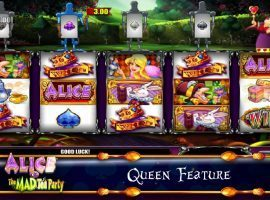 Alice & The Mad Tea Party Slot