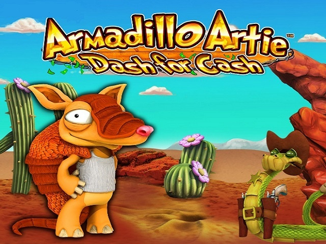 Armadillo Artie Slot