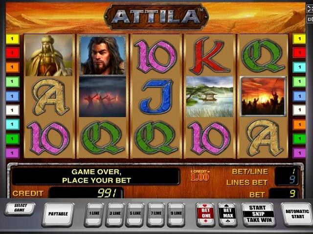Attila Slot