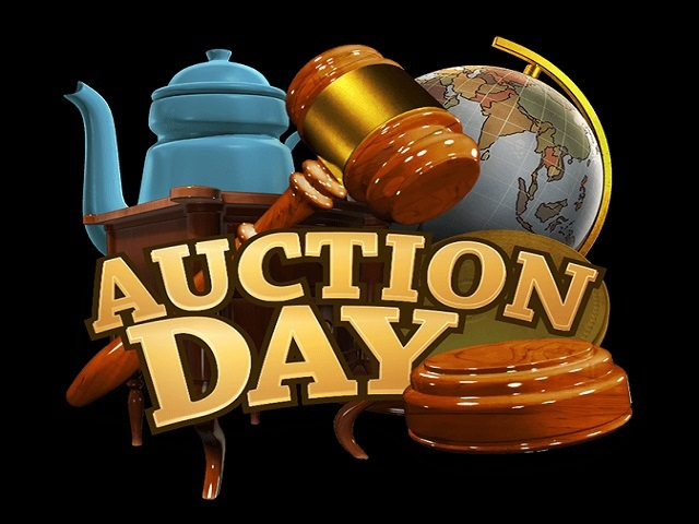 Auction Day Slot