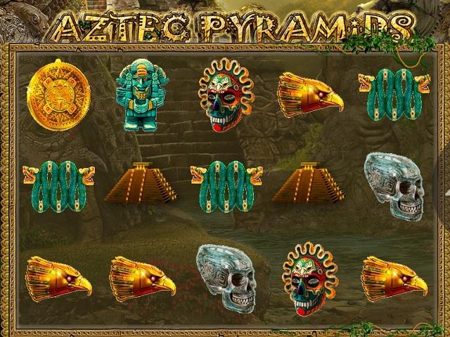 Aztec Pyramids Slot