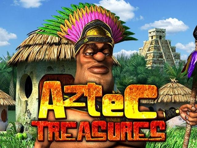 Aztec Treasure 2D Slot