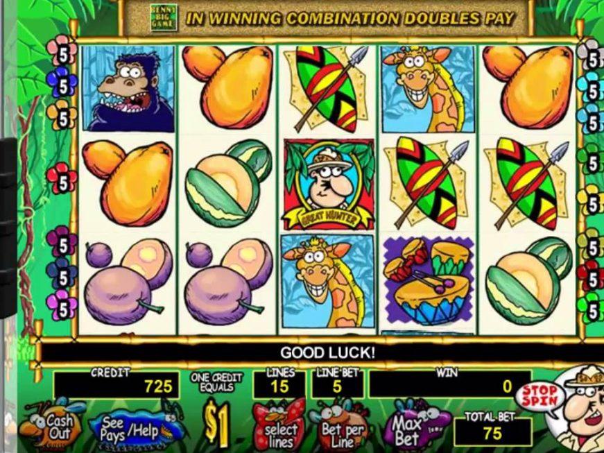 Big Game Slot