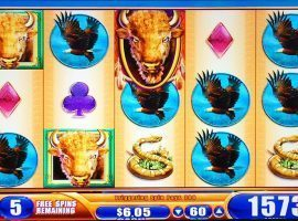 Buffalo Spirit Slot