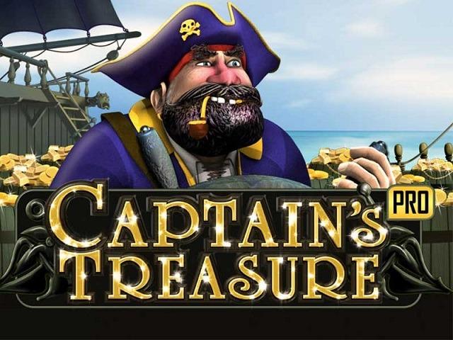 Captain's Treasure Slot