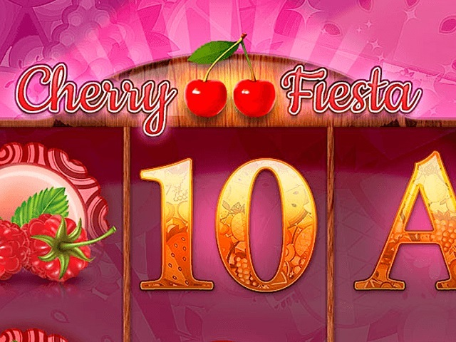 Cherry Fiesta Slot
