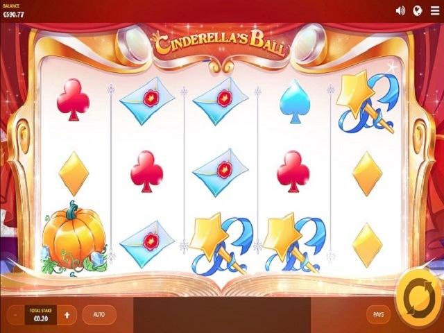 Cinderella's Ball Reel