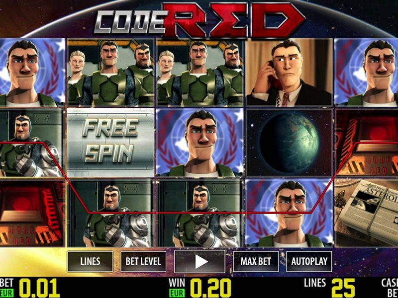 Code Red Slot