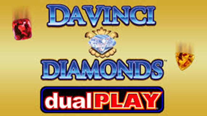 Da Vinci Diamonds Dual Play Slot