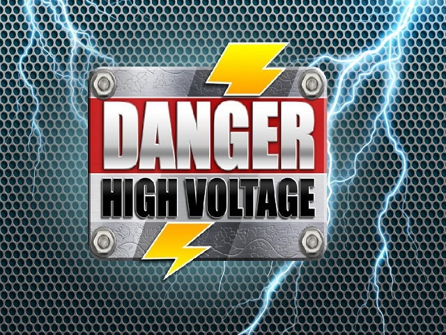 danger high voltage slot free play