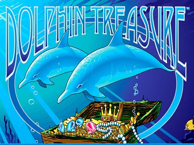Dolphins Treasure Slot