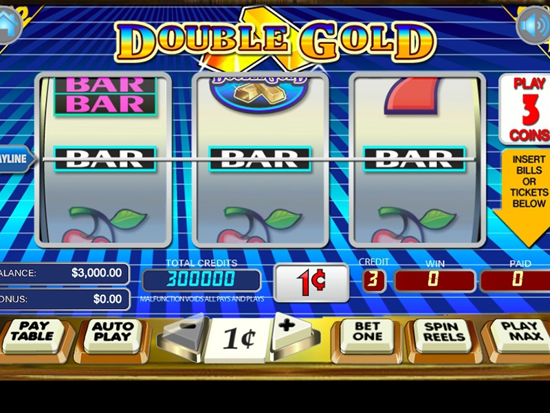 Double Gold Slot