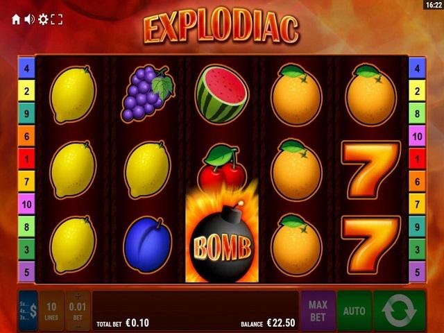 Spiele Explodiac - Video Slots Online