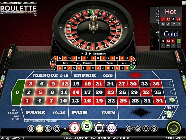 French roulette free game