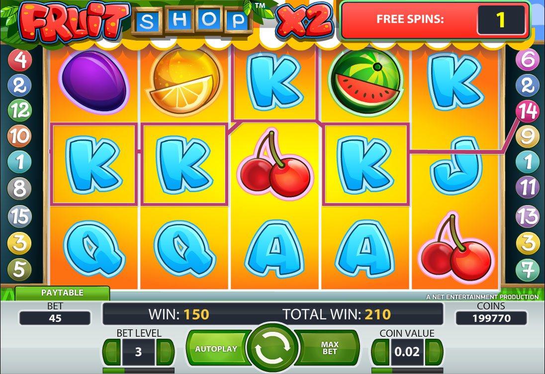 Slots Online Fruit