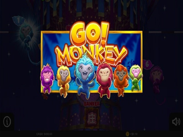 Go! Monkey Slot