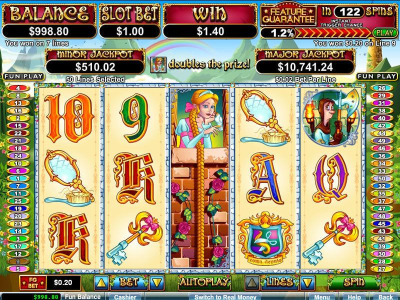 Hairway to Heaven Slot