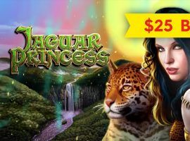 Jaguar Princess slot