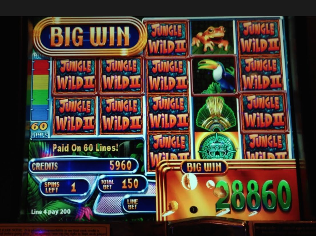 Jungle Wild slot