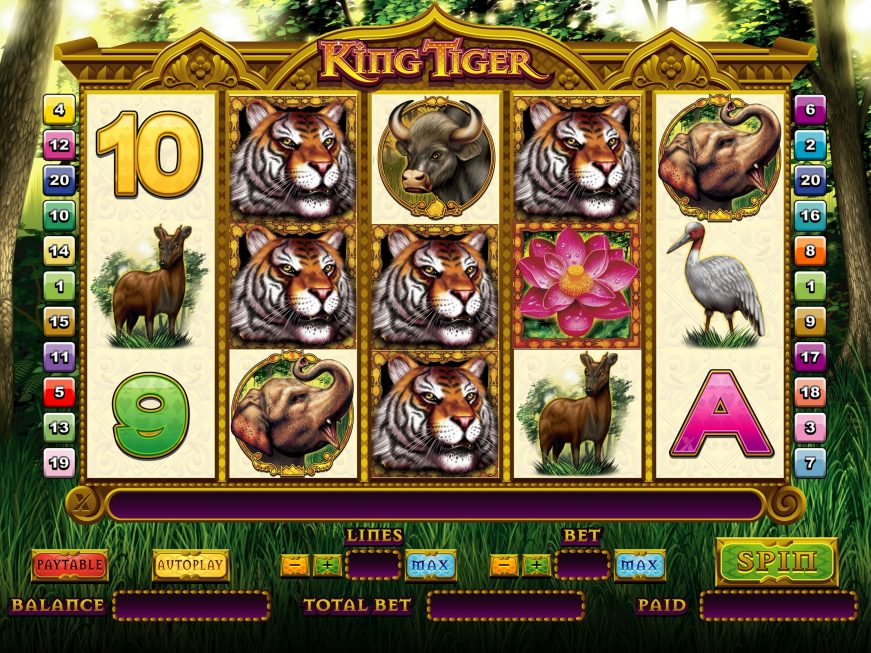 King Tiger Slot