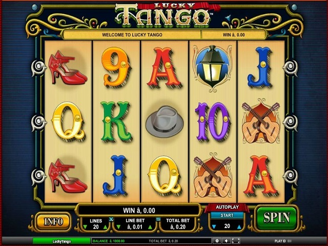 Lucky Tango Slot