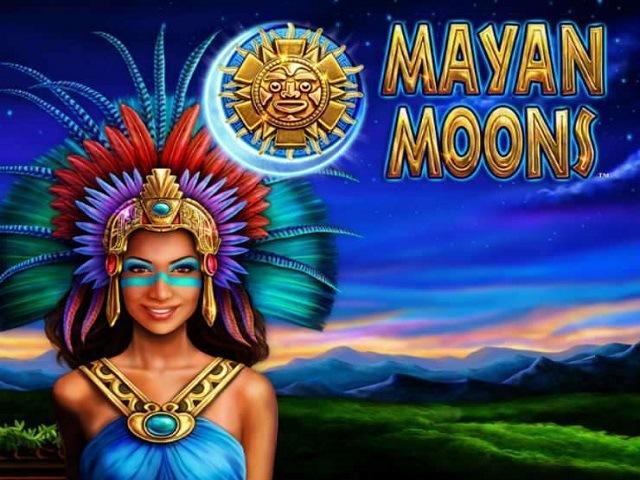 Mayan Moons Slot