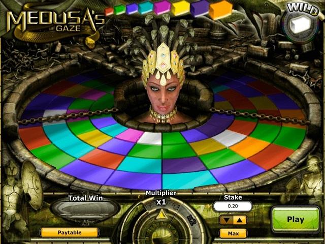 Medusa's Gaze Slot