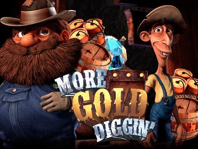 More Gold Diggin Slot