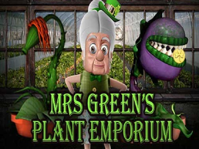 Mrs Green's Plant Emporium Slot