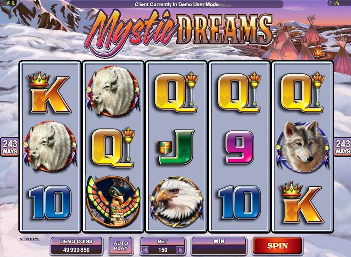 Mystic Dreams slot