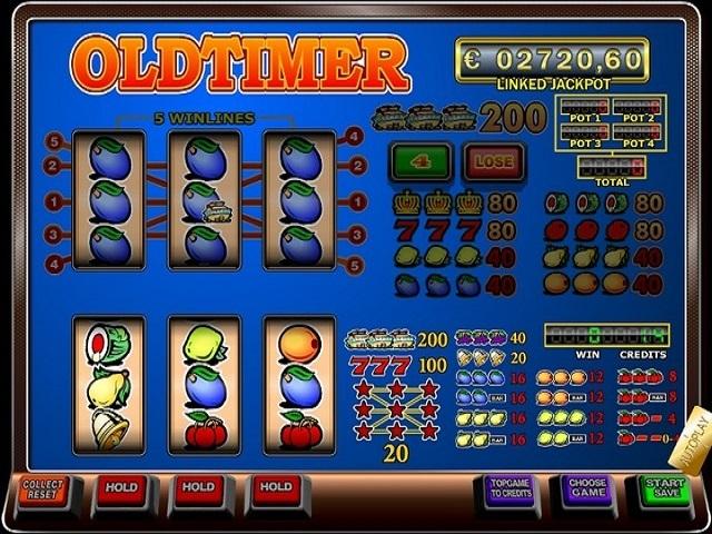 Old Timer Slot
