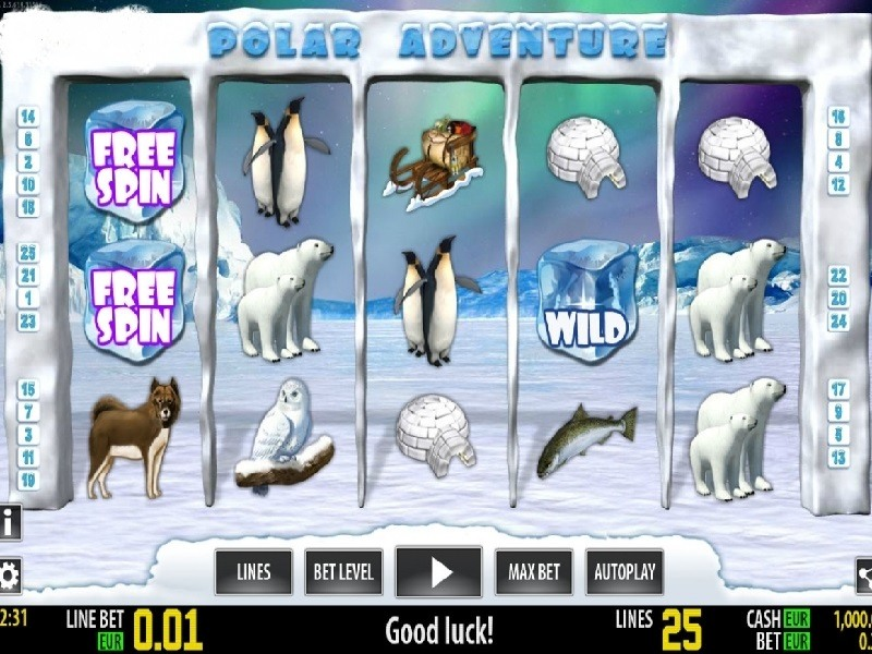 Polar Adventure Slot