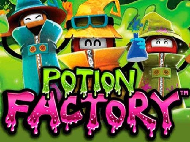 Potion Factory Slot