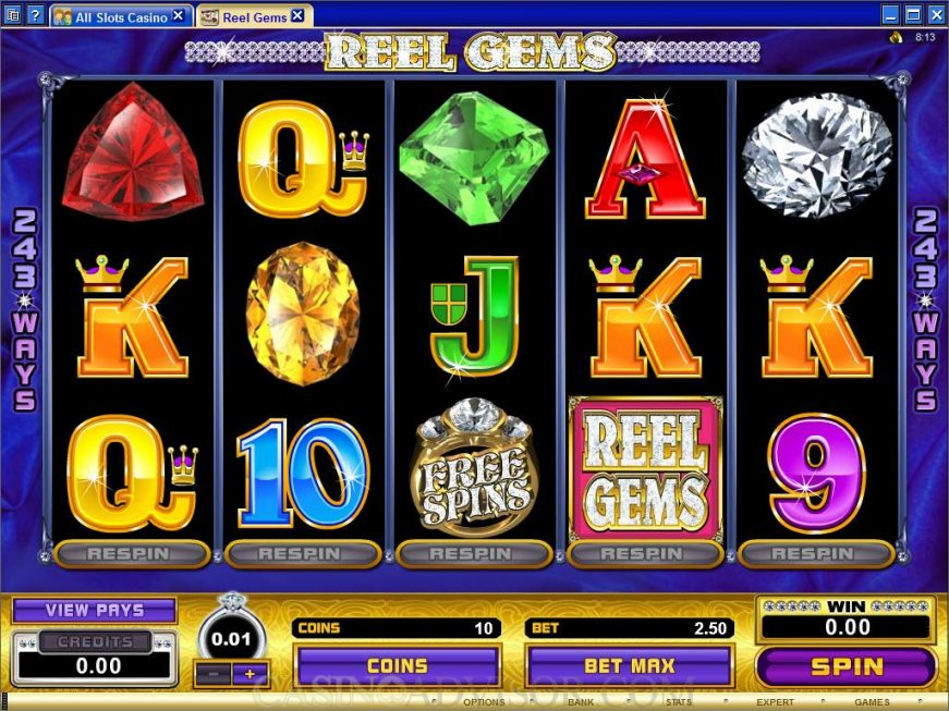 Reel Gems Reviews by Players slot
