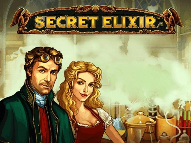 Secret Elixir Slot