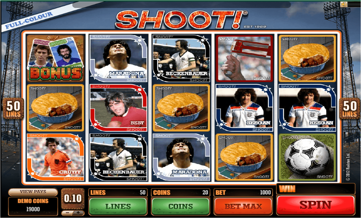 Shoot! slot