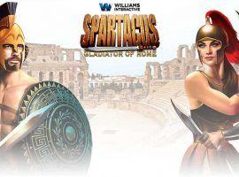 Spartacus slot demo