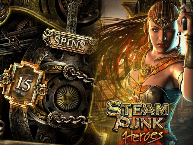Steam Punk Heroes Slot