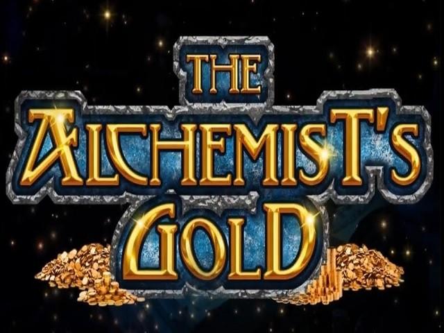 The Alchemist's Gold slot