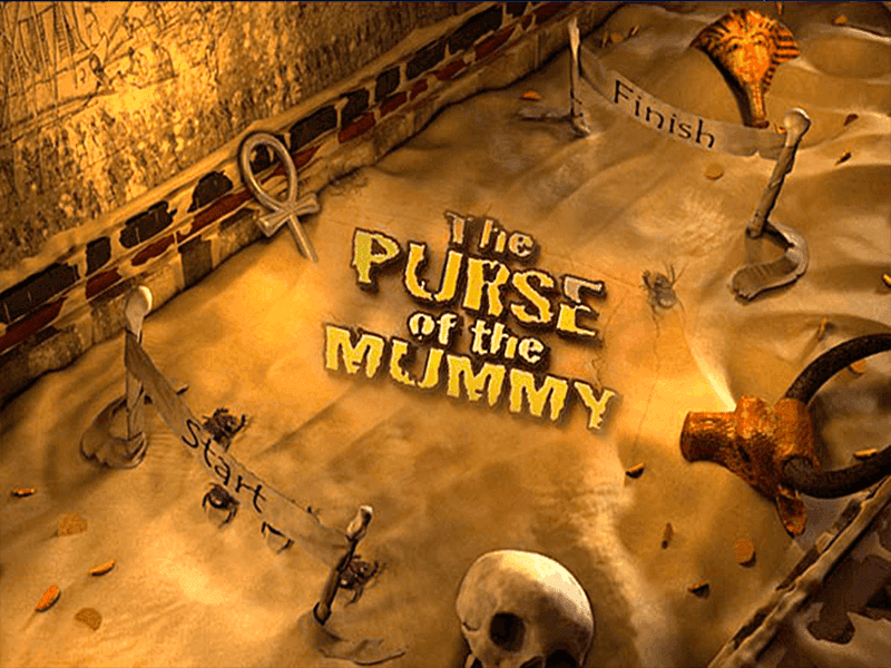 The Purse Of The Mummy Slot