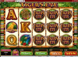 Tigers Eye Reviews by Players slot