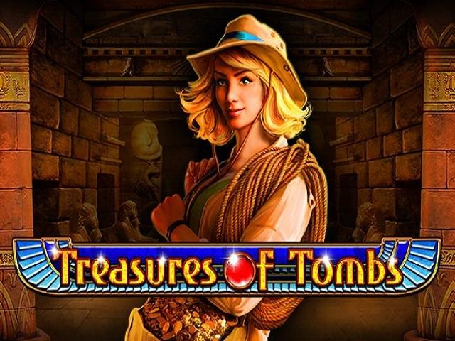 Treasures of Tombs Slot