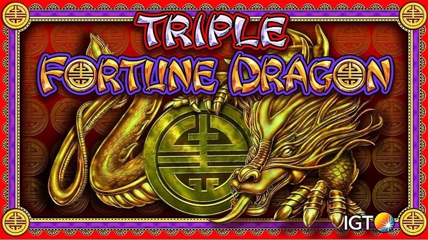 Triple Dragon Fortune